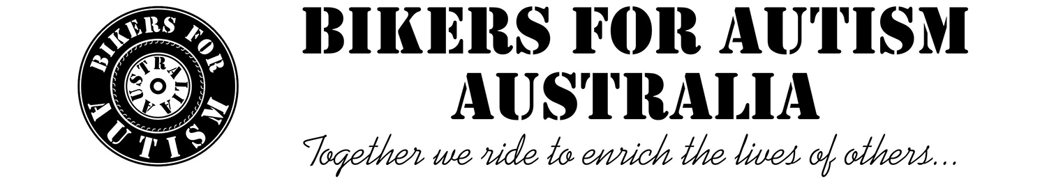 Bikers for Autism Australia logo